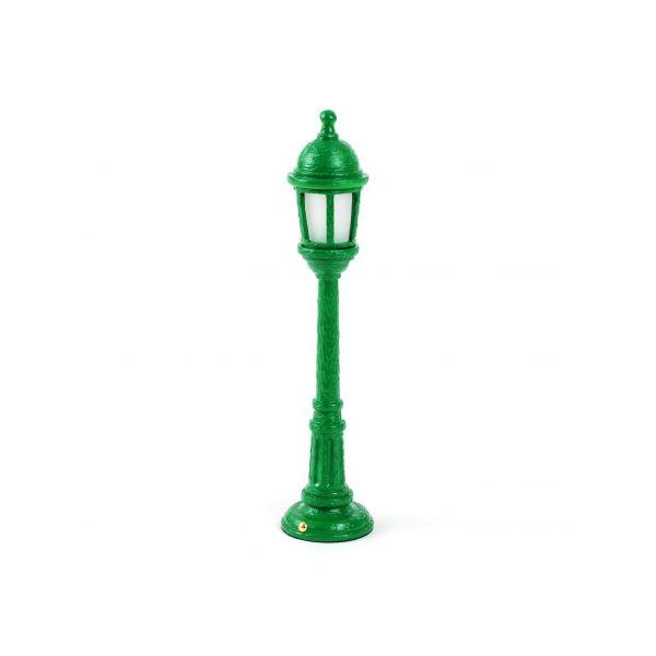 Seletti - Street Lamp Dining Green