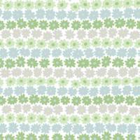 Happy flowers green lunsj