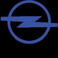 3D Lampe - Bilmerke Opel