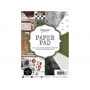Studio Light Paper Pad A5 36ark – Men 134