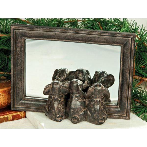 Speil - Tre elefanter