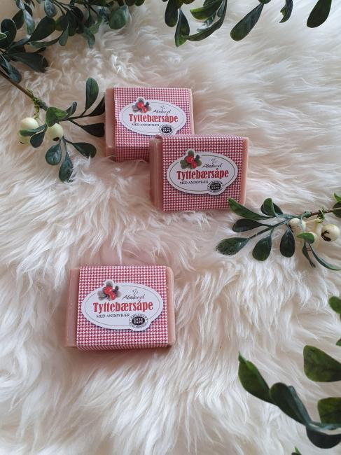 Alveland Tyttebærsåpe