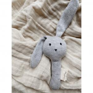 KONGES SLØJD - ACTIVITY HAND RABBIT GREY