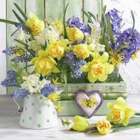 Mix of Flowers Kaffe