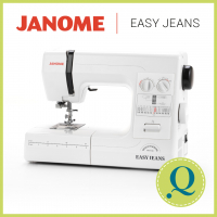 Janome Easy jeans
