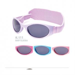 Solbriller baby med snor