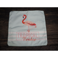Putetrekk Flamingo mint