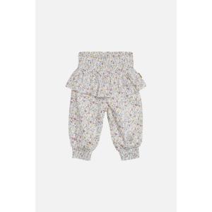 Hust & Claire Trine småblomstret bukse baby