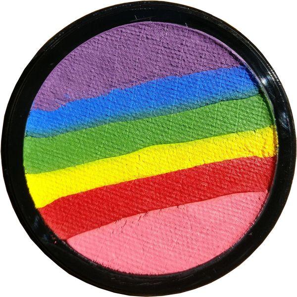 Ansiktsmaling 30 g Rainbow