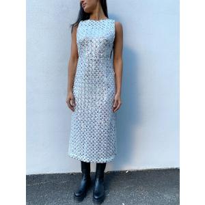 Toriana Dress - Silver