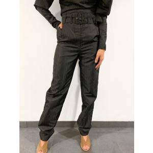 Sia Trousers - Black