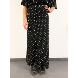 Camara Skirt - Dotty Aop