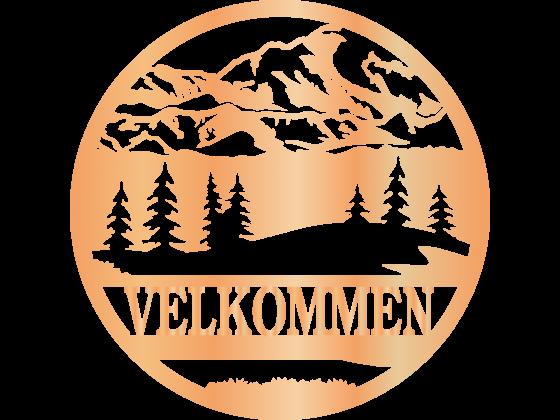Monogram fjell - Velkommen