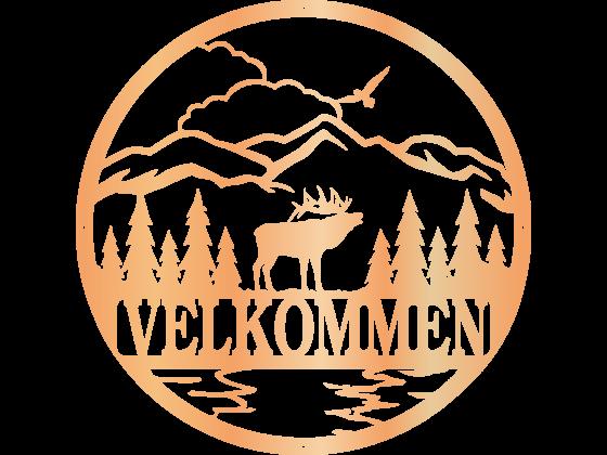 Monogram Elg - Velkommen