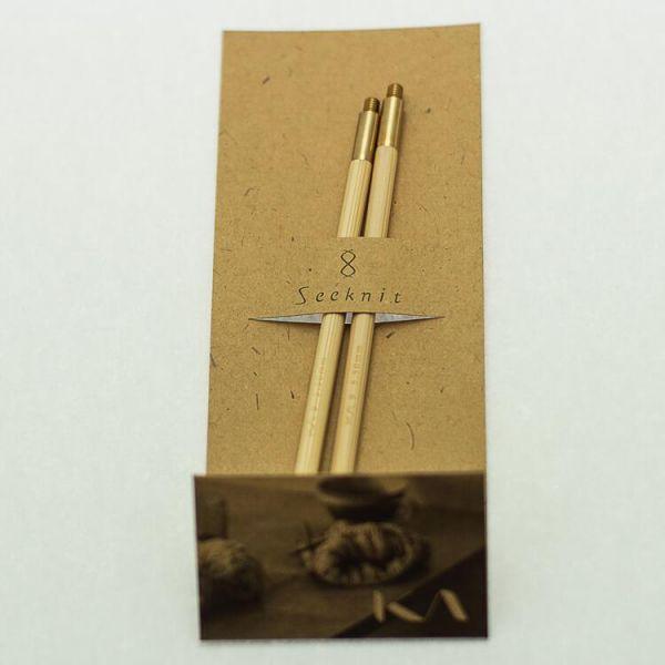 Seeknit Shirotake pinnespisser 10cm