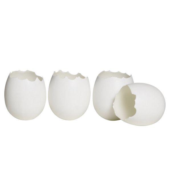 Åpne egg 4 stk.