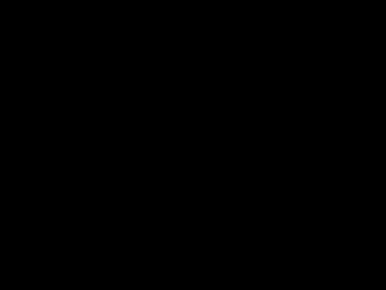 Monogram - T-rex 5mm sort akryl