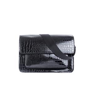 Basel croco svart