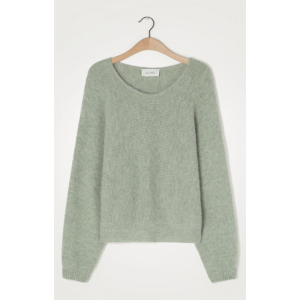 Pull ML COL ROND Jumper