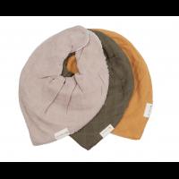 Bandana Bib - Olive Garden - 3 pack (beige, olive, ochre)