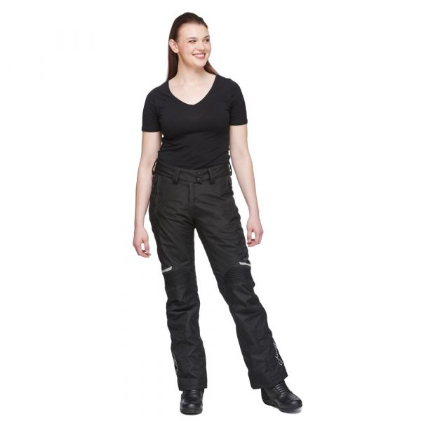 Sweep Milanese Bukse Sort/Hvit