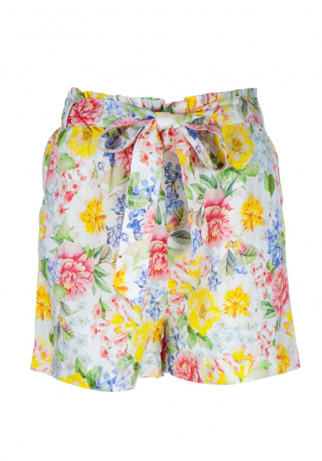 Fantastic Flower Shorts