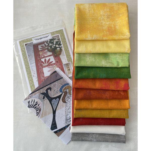 Påskepakke med 11 grunge stoffer