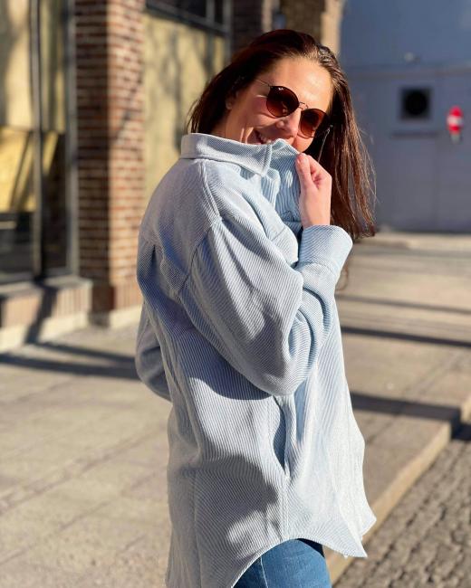 Palermo shirt coat
