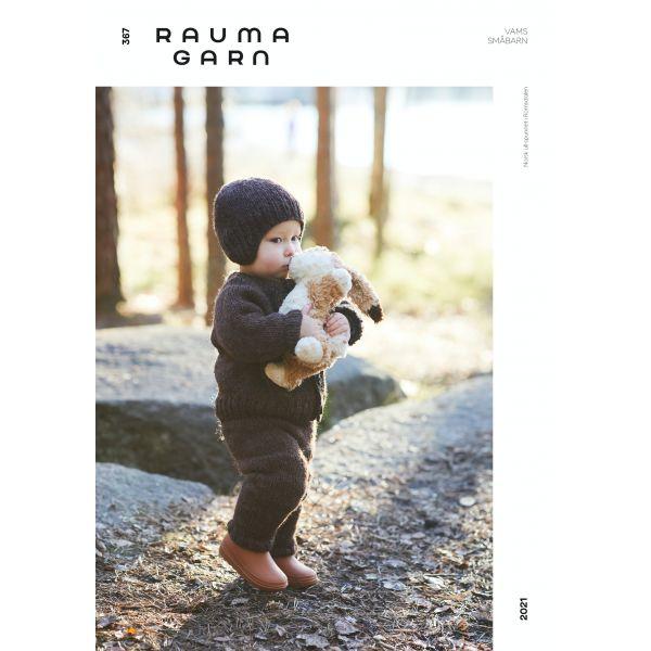 Hefte Rauma Garn - 367 Vams småbarn