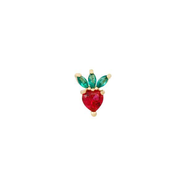 Strawberry - Ørepynt