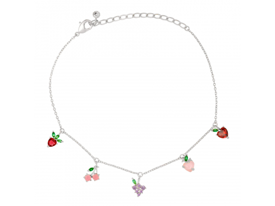 Fruit Basket Anklet
