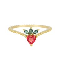 Strawberry - Ring