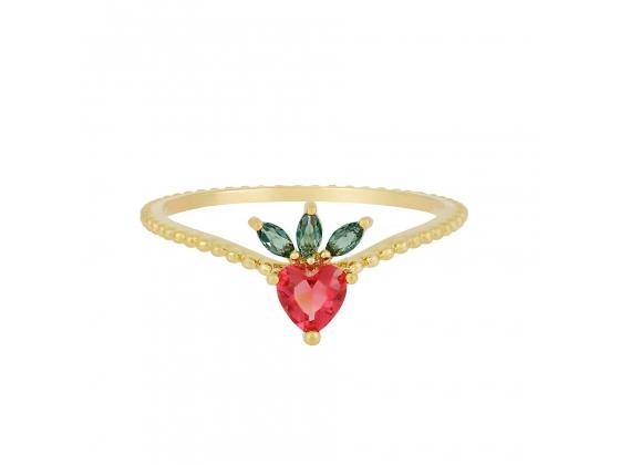 Strawberry - Ring