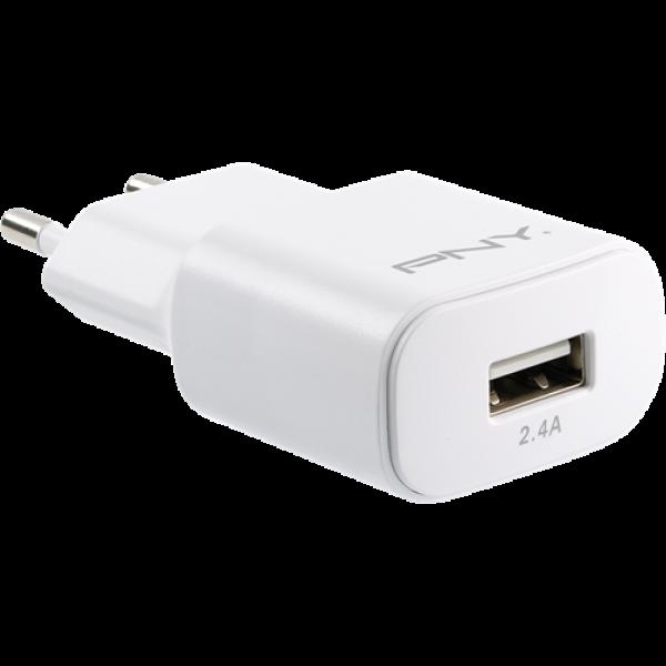 Strømadapter 230V til USB