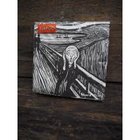 Skrik Munch serviett