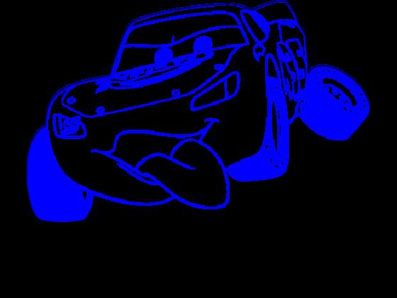 Lighting McQueen - McQueen 2