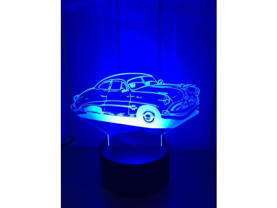 Lighting McQueen - Doc