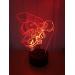 Lighting McQueen - Taue bill Rakett
