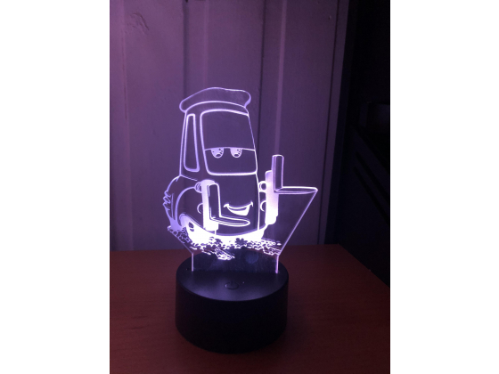 Lighting McQueen - Quido 3
