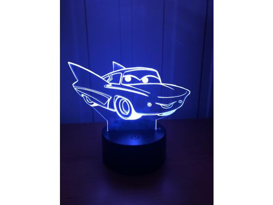 Lighting McQueen - Fiona