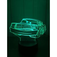 Lighting McQueen - Harry Knøl