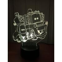 Lighting McQueen - Taue Bill og Quido