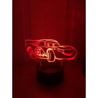 Lighting McQueen - McQueen