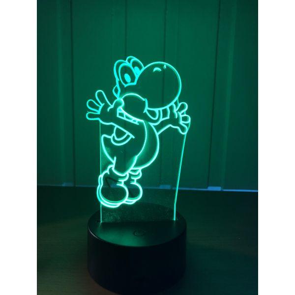 3D Lampe - Yoshi