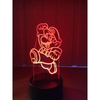 3D Lampe - Mario