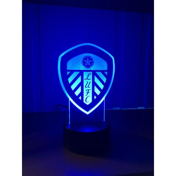 3D Lampe - Fotball - Leeds