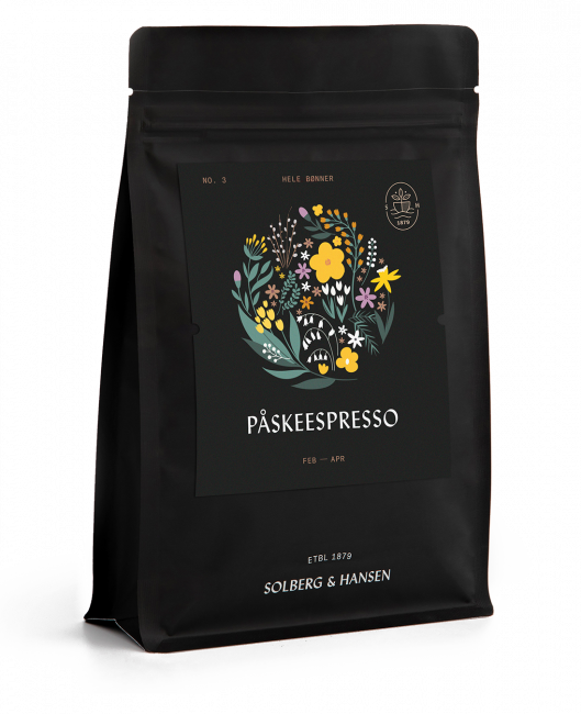Påskeespresso