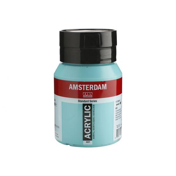 Amsterdam Standard 500ml – 661 Turqouise green