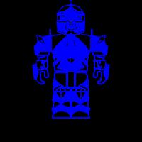 Roblox - Rustning