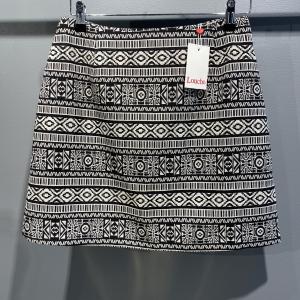 Aubin Folkestripe Skirt
